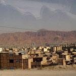 Blick über die Stadt Tabris