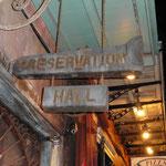vor der Preservation Hall