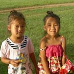 die Jüngsten Mongolen,
