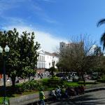 Plaza centrale