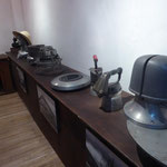 Im Panama-Hutmuseum - so wurden de Hüte vor 50 Jahren hergestellt
