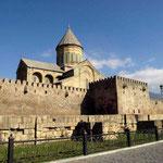 Festung mit Kirche
