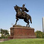 Nationalheld Uzbekistans: Amir Temur
