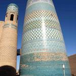 das unvollendete Minarett