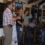 Roberto und unsere beiden Tourenleiterinnen Janette und Maria