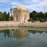 das Samaniden Mausoleum