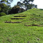 Ruine der Lenca Kultur