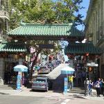 "Eingang zu ""China Town"""