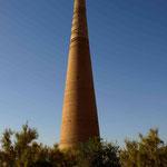 mit 73 m eines der höchsten Minarette