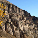 Blick auf die Felsenstadt