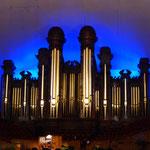 Orgel mit mehr als 11'000 Pfeiffen