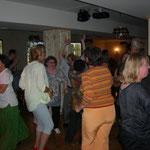 interkulturelles Tanzvergnügen
