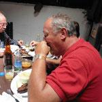 Meeschweinchen zum Mittagessen - kein Genuss