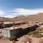 Machuca, ein Dorf mit 7 Einwohnern