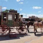 Hauptstrasse in Tombstone