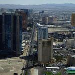 über den Strip - Las Vegas Blvd