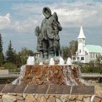 Wir sind in Fairbanks - dem nördlichsten Punkt unserer Panamericana-Tour