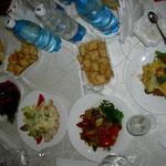 Kirgisische Vorspeisen