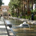 Dowlat Ablat Garten (gehörte einst dem Schah)