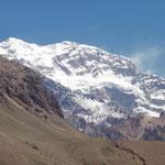 Acongacua - höchster Berg Südamerikas