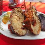 essen wir einen Lobster