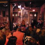 die Preservation Hall - Zustand wie vor 200 Jahren - und Dixiland Jazz vom Feinsten