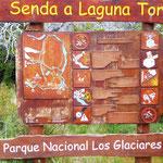 So werden die Regeln im Nationalpark erklärt