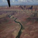 Grand Canyon und Colorado River