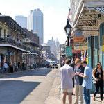 die Burbon Street
