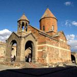 das Kloster  Khor Virap
