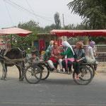eine arme Region Chinas