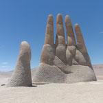 Panameriana Klassiker: die Wüstenhand