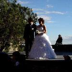 wird von vielen Hochzeitspaaren besucht
