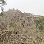kommen wir nach Machu Picchu