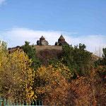 vom Kloster Sewanawank sind nur 2 Kirchen übriggeblieben