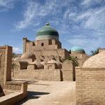 Gräber und Mausoleum