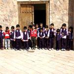 das wir auch von einheimischen Schulklassen besucht