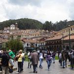 Cusco, ein charmantes, herausgeputztes Städtchen