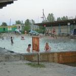 Thermalbad aus Sowjet-Zeit