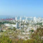 Cartagena - vom Hausberg aus gesehen
