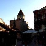 in der Altstadt von Tiflis