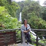 und am Schluss die Wasserfälle