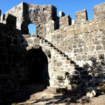 römische Festung ausserhalb Batumi