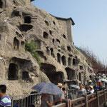 Zwischen 400 und 900 nChr. Erbaute Grotten