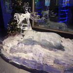 im Ice Museum ...
