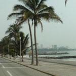 Am Golf von Mexio - Veracruz