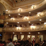 in der Oper - Othello