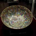 alte aserbaidschanische Keramik Schale