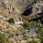 Das Felsenkloster Geghard