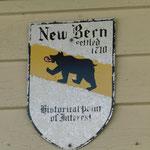 New Bern - gegründet 1710